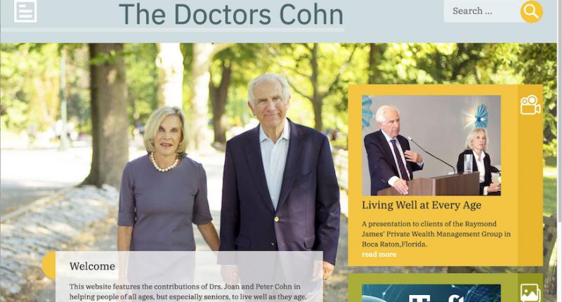 The Doctors Cohn's website