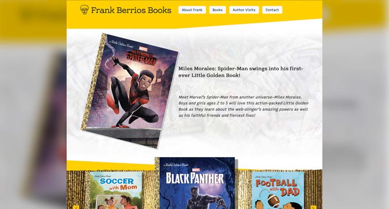 Frank Berrios website
