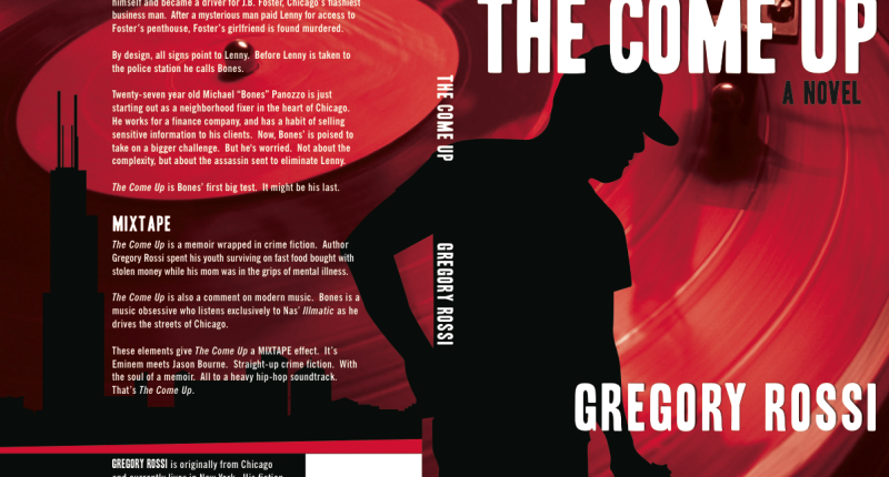 The Come Up – Book Cover Design