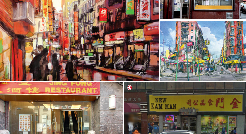 Suggested Destinations for Visitors to New York City