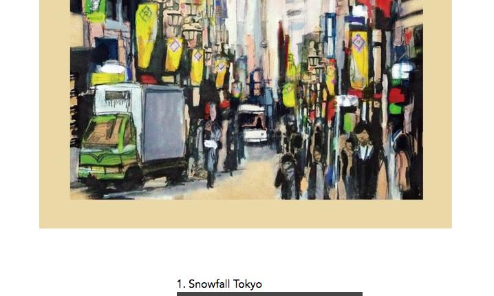 Record Cover for Kenichiro Hoshi