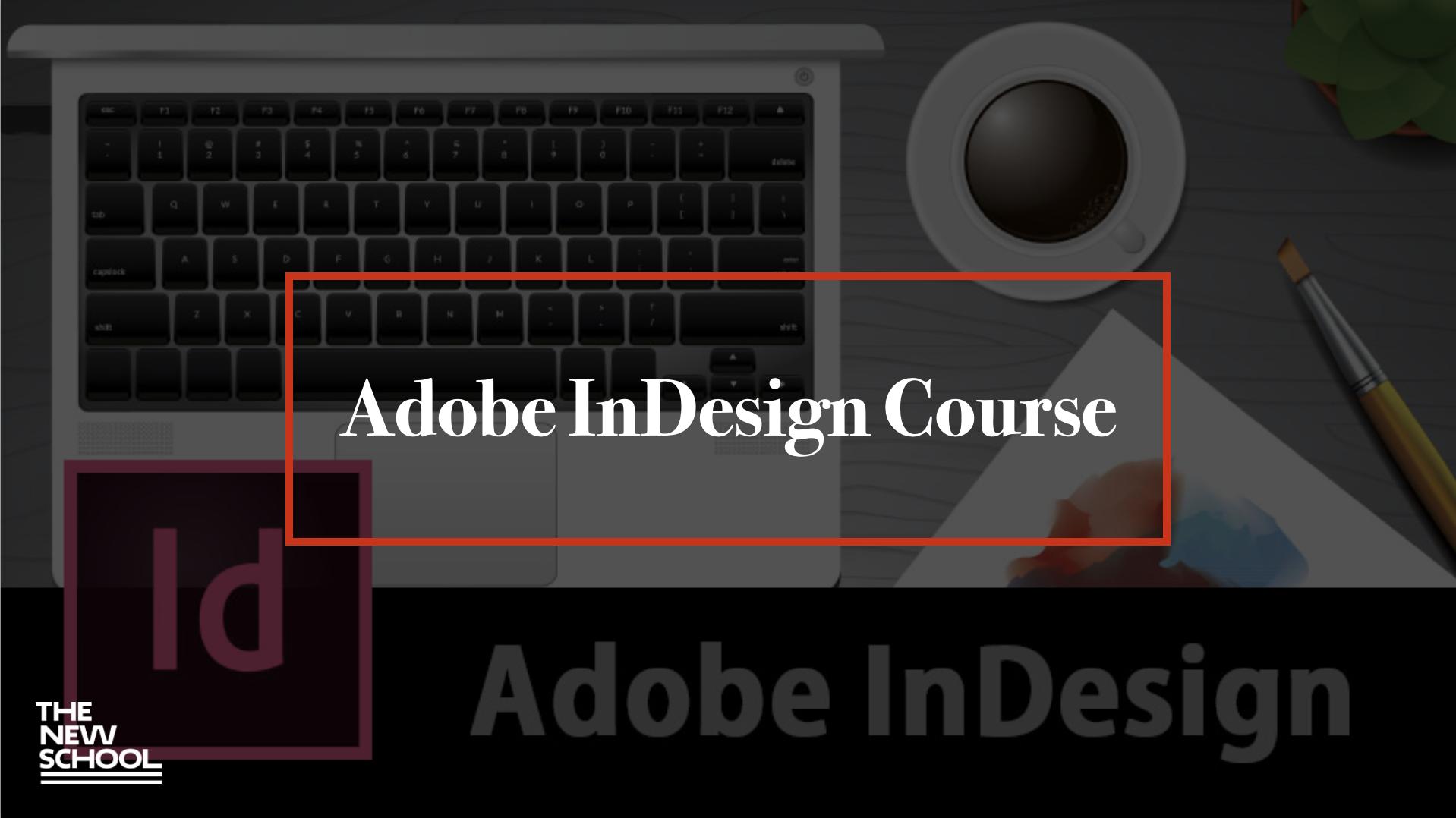 Parsons InDesign Course